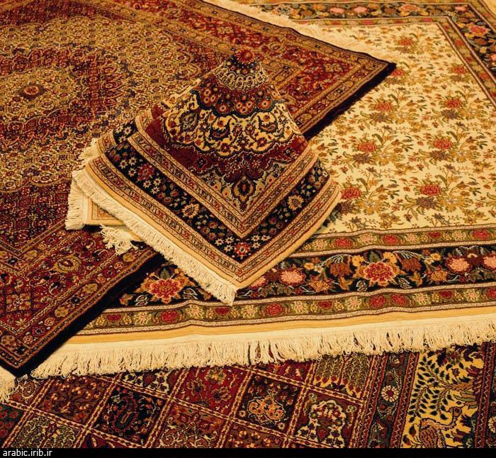 تصدير السجاد اليدوي الايراني يحقق 89 مليون دولار في اربعة اشهر